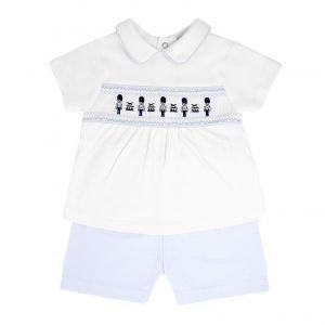 Boys shorts & t-shirt set