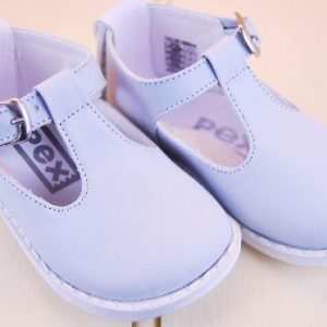 Pex Stef Shoe Pale Blue
