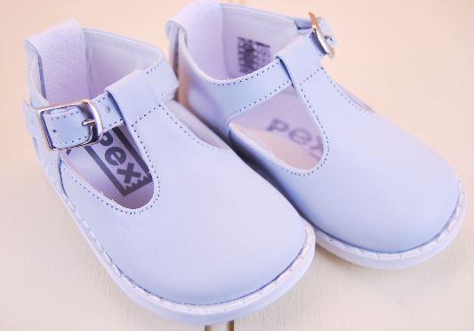 Pex Stef Shoe Pale Blue