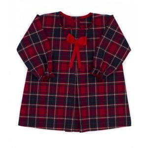 Rapife Tartan Red Dress